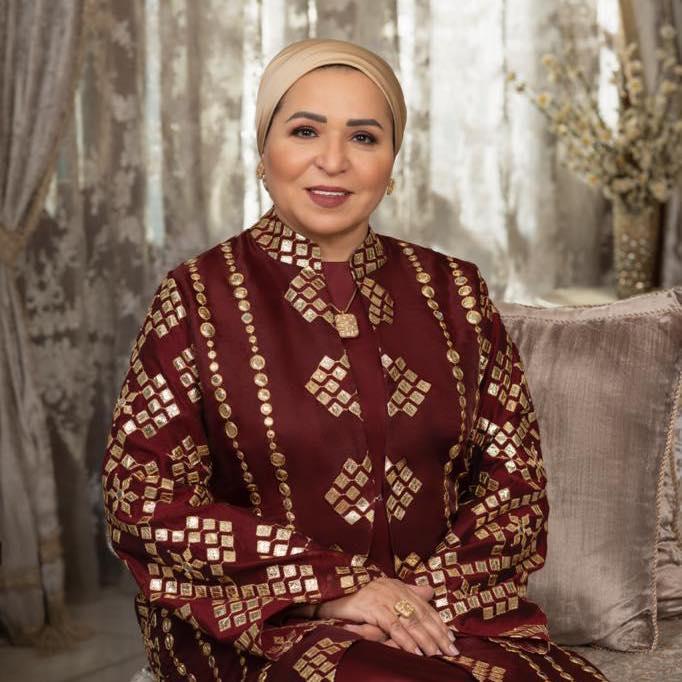 السيدة «انتصار السيسي» مهنئة المصريين بعيد الأضحى: تتجسد في شعائره قيم رسالة الإسلام الخالدة