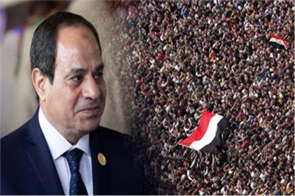 رئيس مجلس الشيوخ يهنىء الرئيس السيسي بمناسبة ثورة 30 يونيو