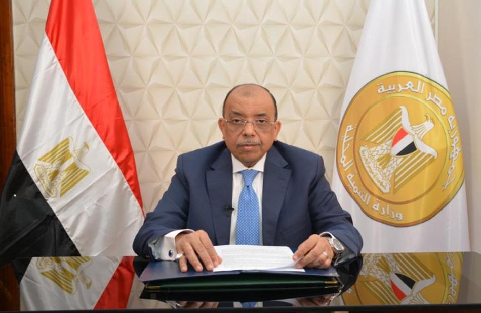 شعراوي: مصر تسعى لتعزيز استراتيجية الاقتصاد الأخضر