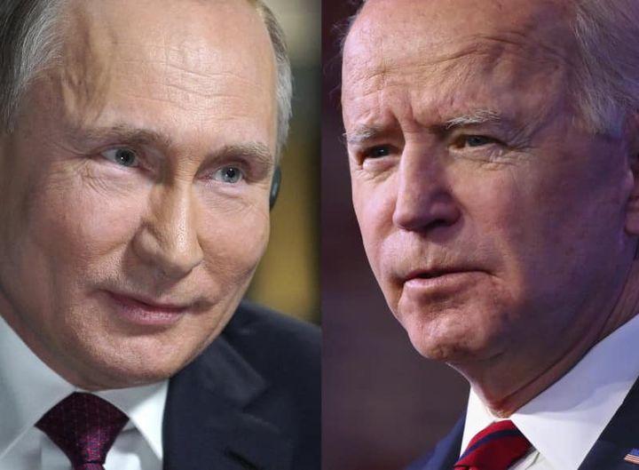 بدء القمة بين جو بايدن وفلاديمير بوتين بحضور وزيري خارجية البلدين