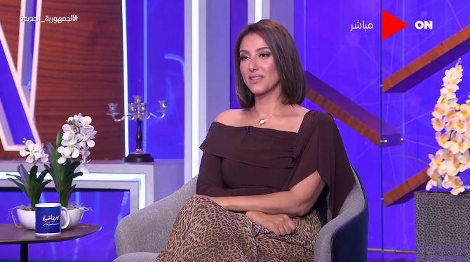 فيديو| حنان مطاوع: لا أحب مشاهدة أعمالي