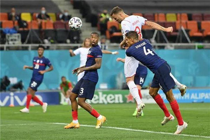 «سويسرا» تطيح بـ «فرنسا» بضربات الترجيح وتتأهل لربع النهائي في يورو 2020