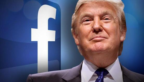 موقع فيسبوك يقرر تعليق حساب ترامب لعامين جديدين