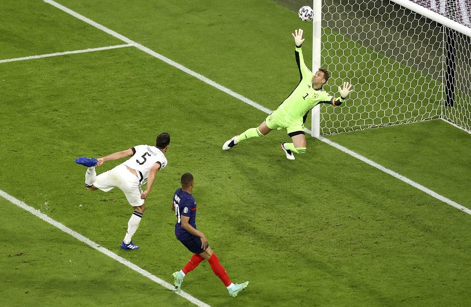 منتخب فرنسا يفوز بهدف نظيف على ألمانيا فى ختام الجولة الأولى من «يورو 2020»