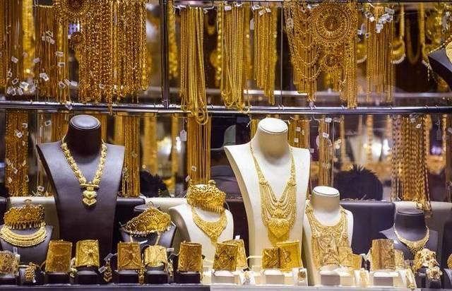 هبوط حاد في أسعار الذهب مع منتصف تعاملات اليوم