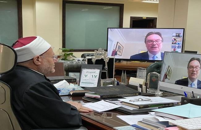 مفتي الجمهورية: الإسلام يرفض التطرف.. والجهاد الحقيقي يتم تحت راية الدولة