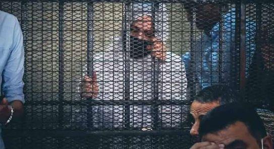 جنايات جنوب القاهرة: المشدد ١٠ سنوات لحنين حسام و ٦ سنوات لمودة الأدهم في «الاتجار بالبشر»