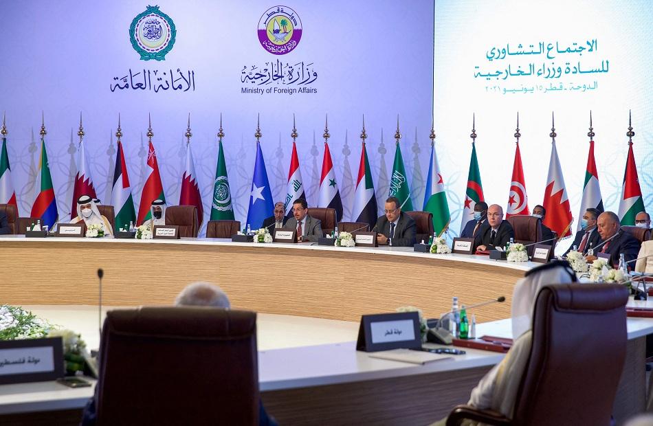 وزراء الخارجية العرب: الأمن المائي في مصر والسودان جزء لا يتجزأ من الأمن القومي العربي