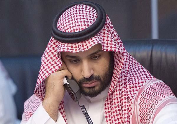 وزير الدفاع الأمريكي يبحث مع ولي العهد السعودي قضايا الأمن الإقليمي