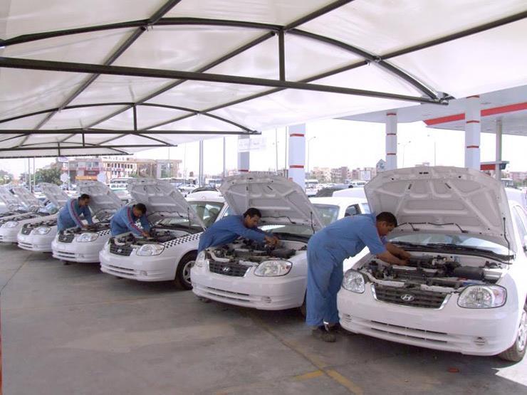 إنفوجراف| الدولة تطلق مشروعا قوميا لإحلال وتحويل السيارات للعمل بالغاز الطبيعي
