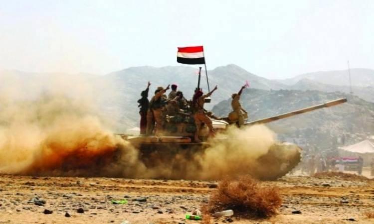 الجيش اليمني يحرر مواقع في مأرب والبيضاء من سيطرة جماعة الحوثي