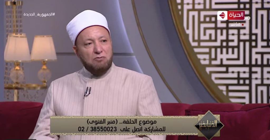فيديو  أمين الفتوى بدار الإفتاء: سداد الدين أولى من الأضحية