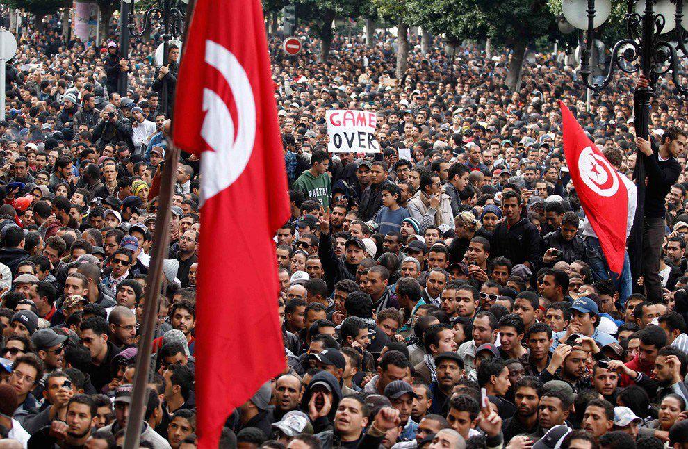 مواخير الإرهاب الإخوانية تنتفض للتشكيك فيما تم من إجراءات في تونس