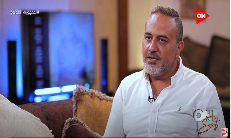 """فيديو  خالد سرحان يكشف سبب توقف تصوير """"يوميات زوجة مفروسة"""" الجزء الخامس"""