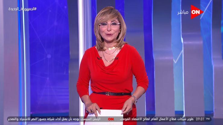 فيديو| لميس الحديدي تعلن ابتعادها عن الشاشة لمدة شهر