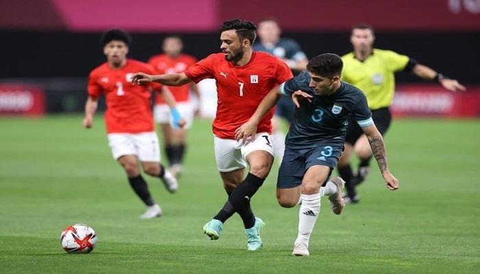 مصر تخسر من منتخب الأرجنتين بهدف دون رد