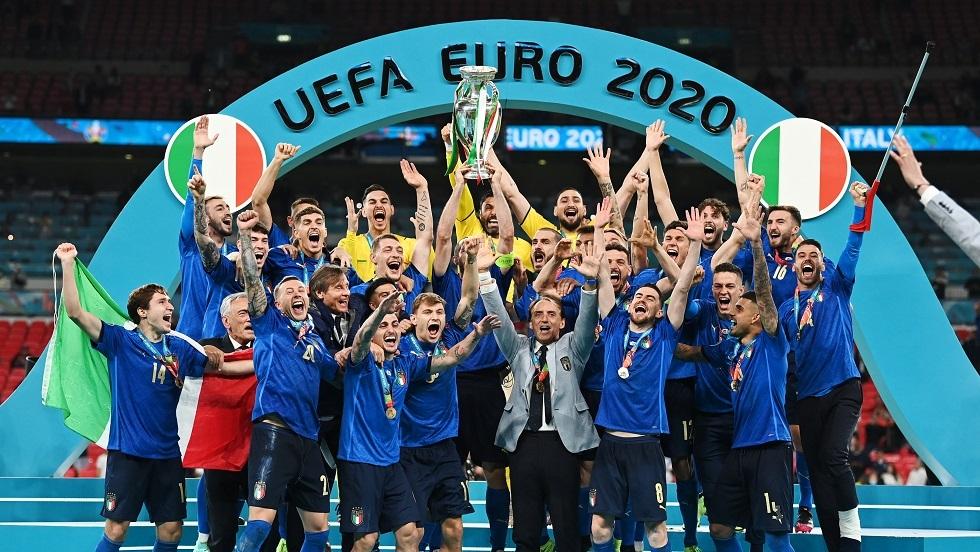 «فيفا»: إيطاليا تتقدم للمركز الرابع في التصنيف