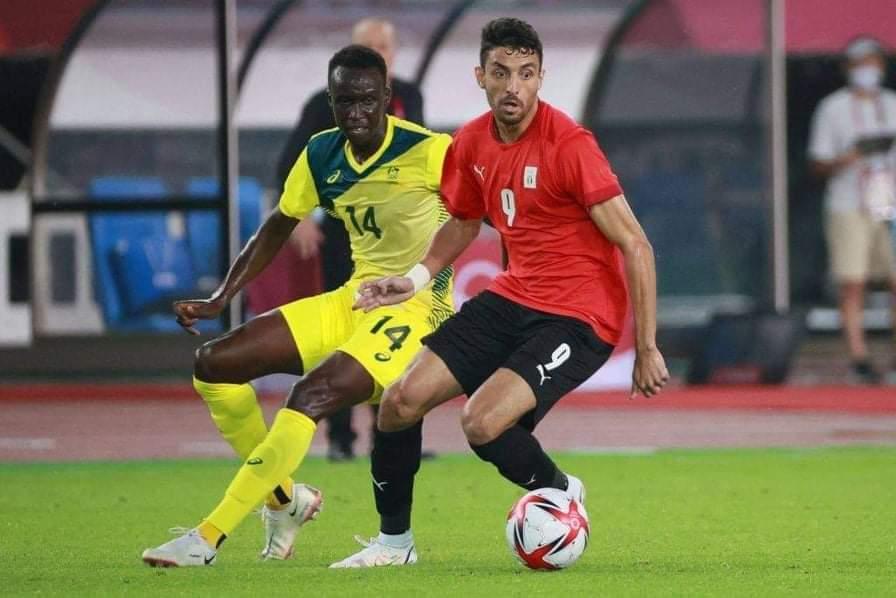 مصر تصعد إلى ربع النهائي في أولمبياد طوكيو بعد الفوز على أستراليا بهدفين دون رد