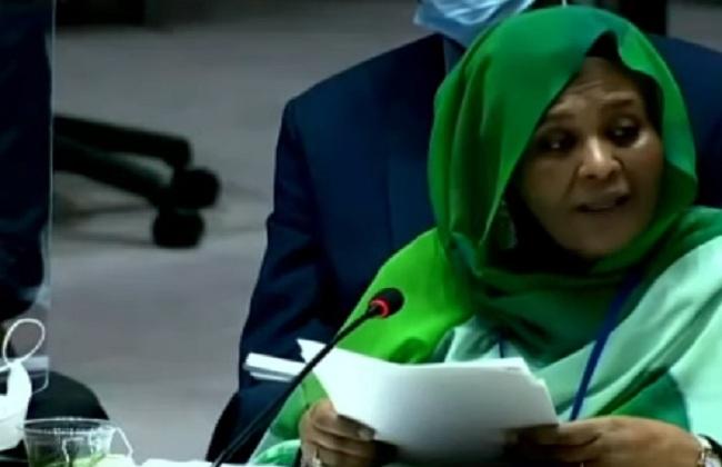 مريم الصادق المهدي: سد النهضة خطرا كبيرا على سد الروصيرص الذي تعتمد عليه السودان في التنمية