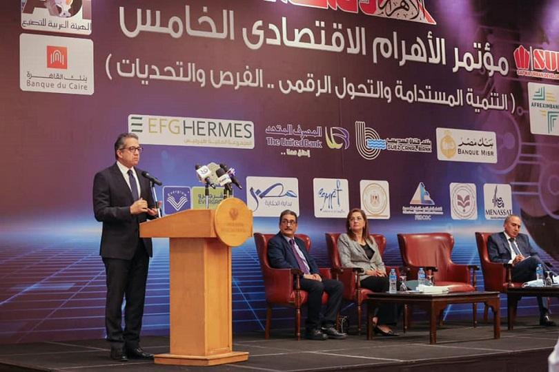 وزير السياحة: تعاقدنا مع شركة دولية وتحالف عالمي للترويج للسياحة المصرية