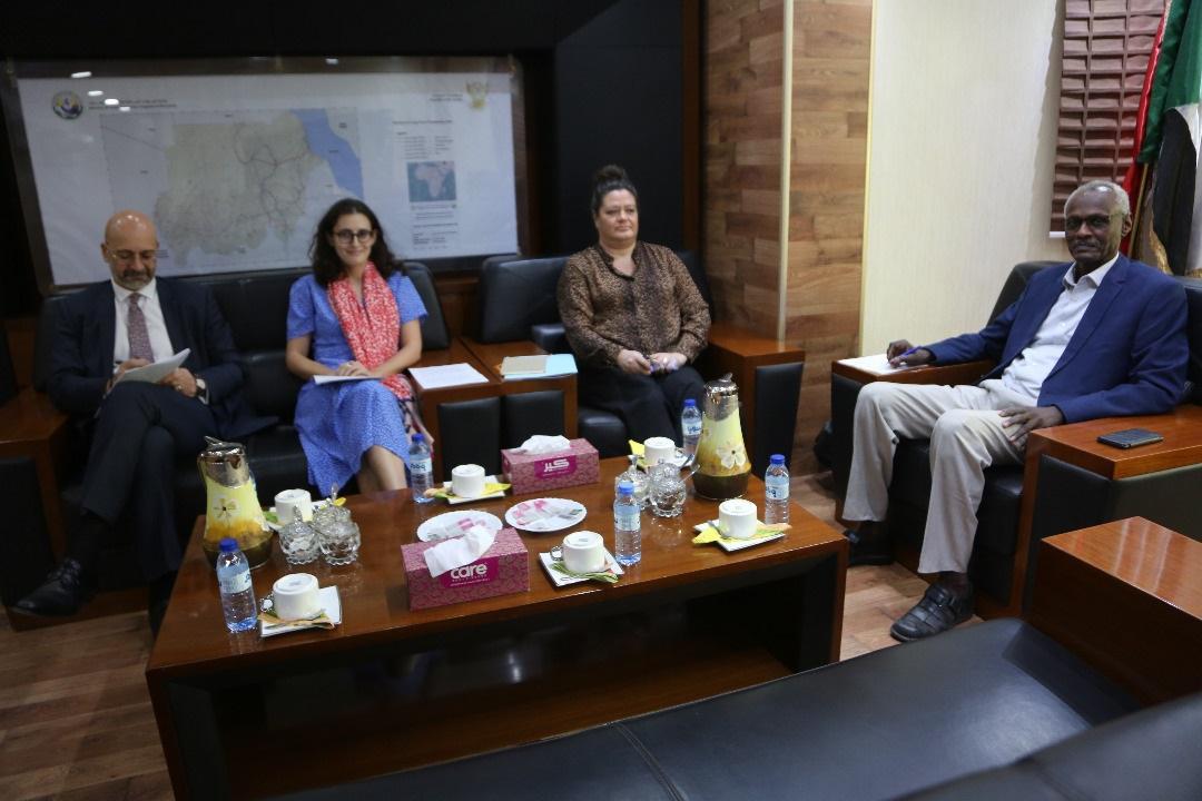السودان يطالب المجتمع الدولي ممارسة ضغوط على إثيوبيا لمنع الملء الأحادي لسد النهضة