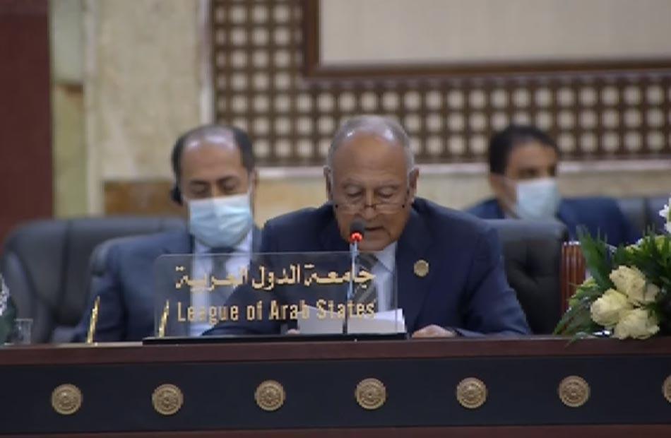 جامعة الدول العربية: شعب العراق يستحق أن ينعم بالسلام والاستقرار