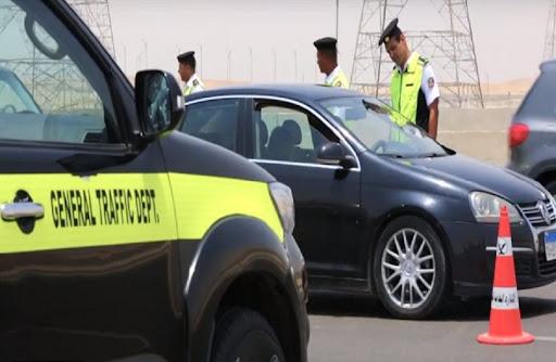 قطاع أمن المنافذ تضبط 5632 مخالفة مرورية خلال 48 ساعة