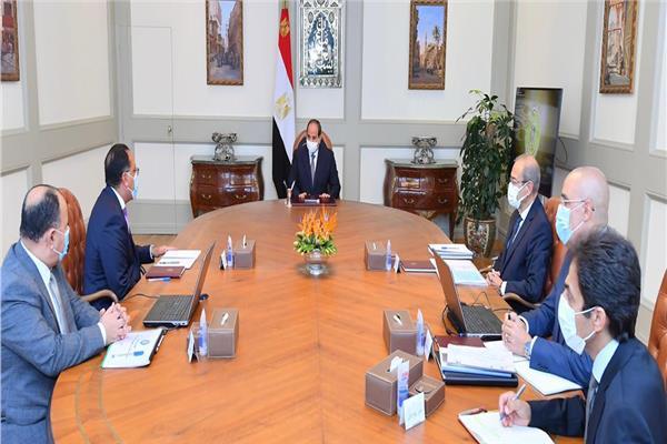 الرئيس السيسي: دعم مصري كامل لمراحل تنفيذ مشروع سد «جوليوس نيريري» التنزاني
