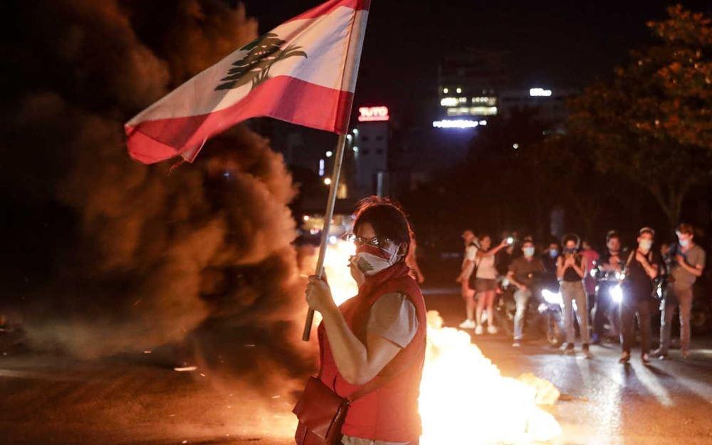 لبنان: اشتباكات بين الجيش ومتظاهرين حاولوا الاستيلاء على صهاريج الوقود
