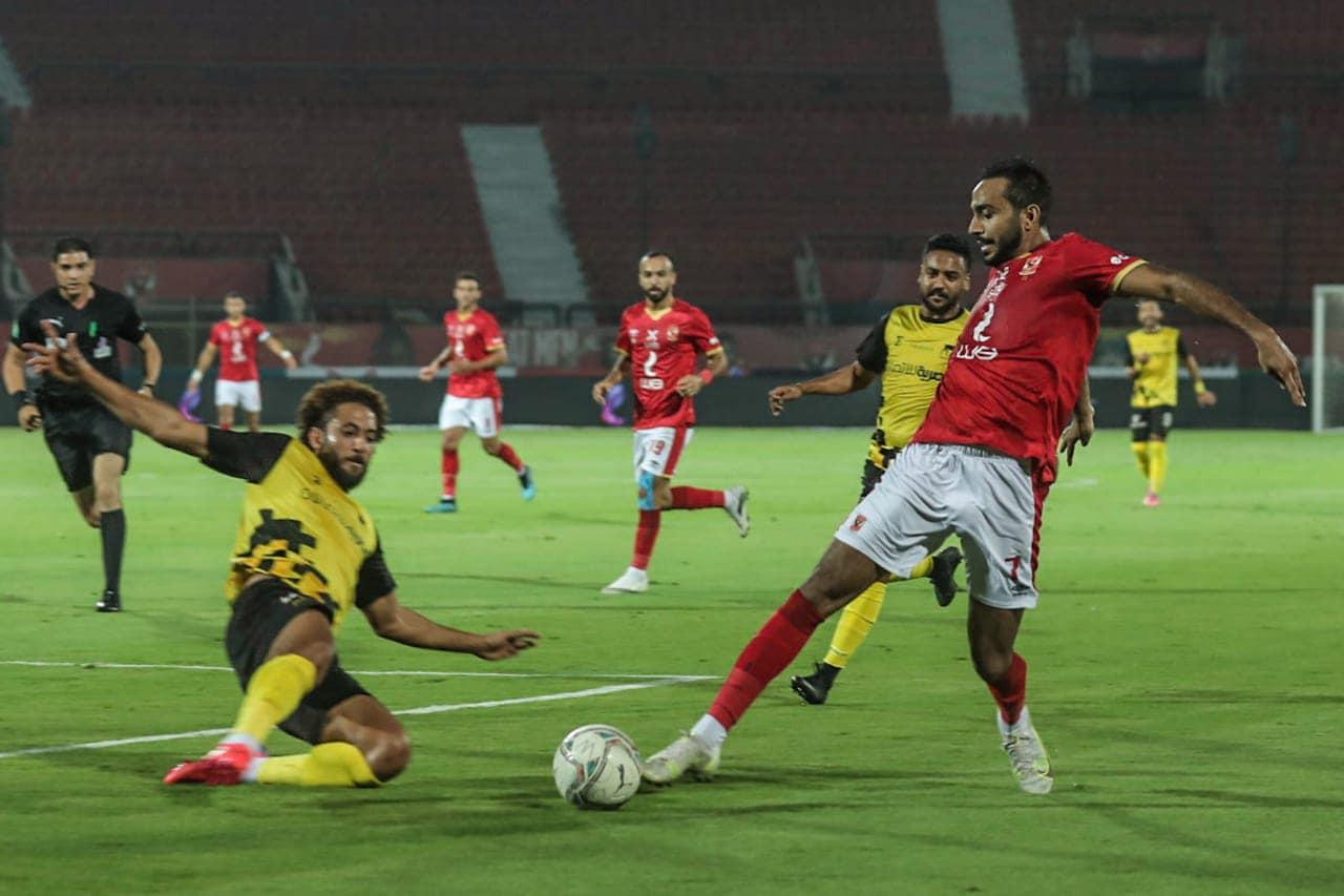 صور| الأهلي يفوز على وادي دجلة ويستعيد صدارة الدوري الممتاز