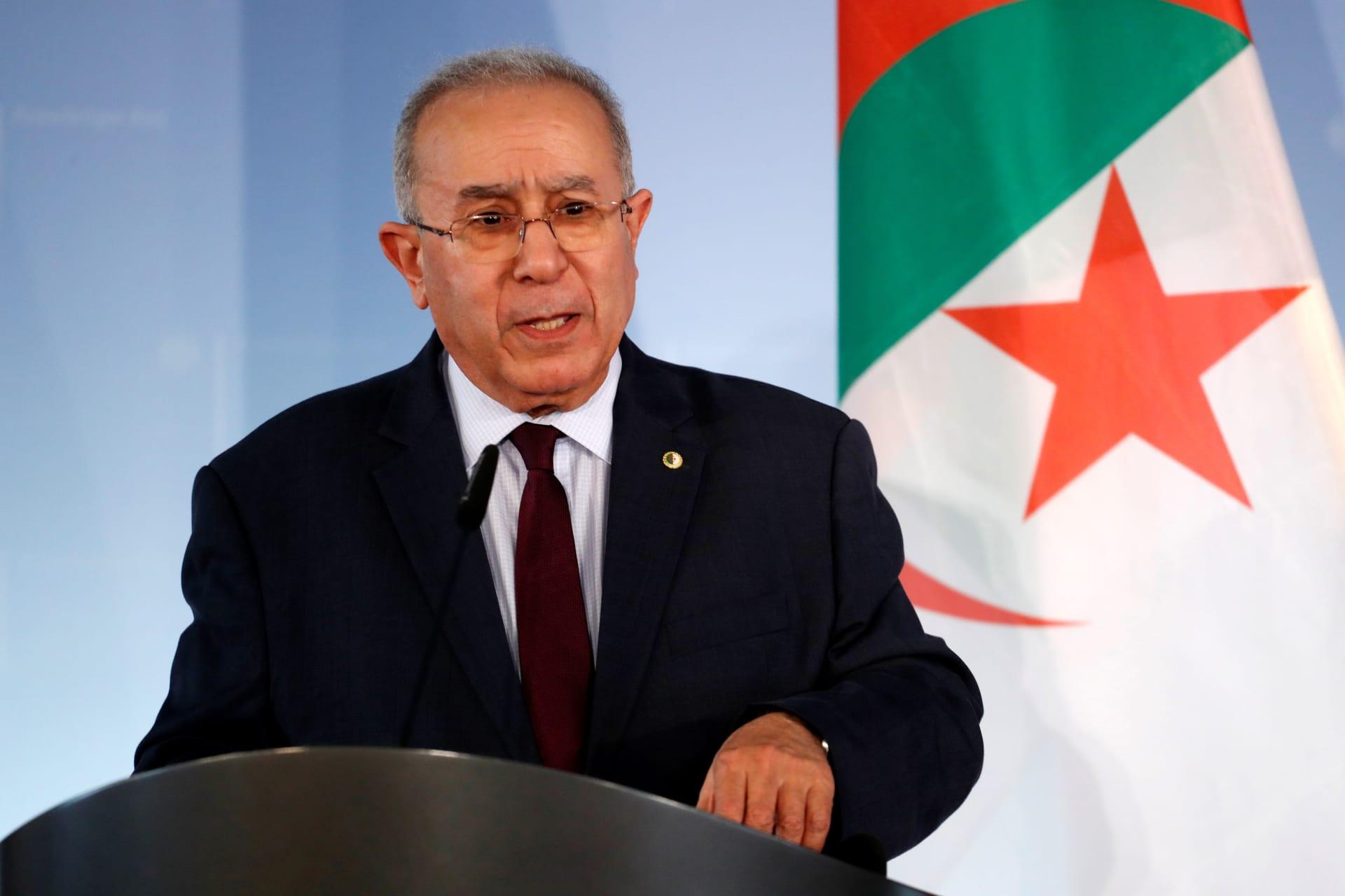 الجزائر تعلن قطع علاقاتها الدبلوماسية مع المغرب