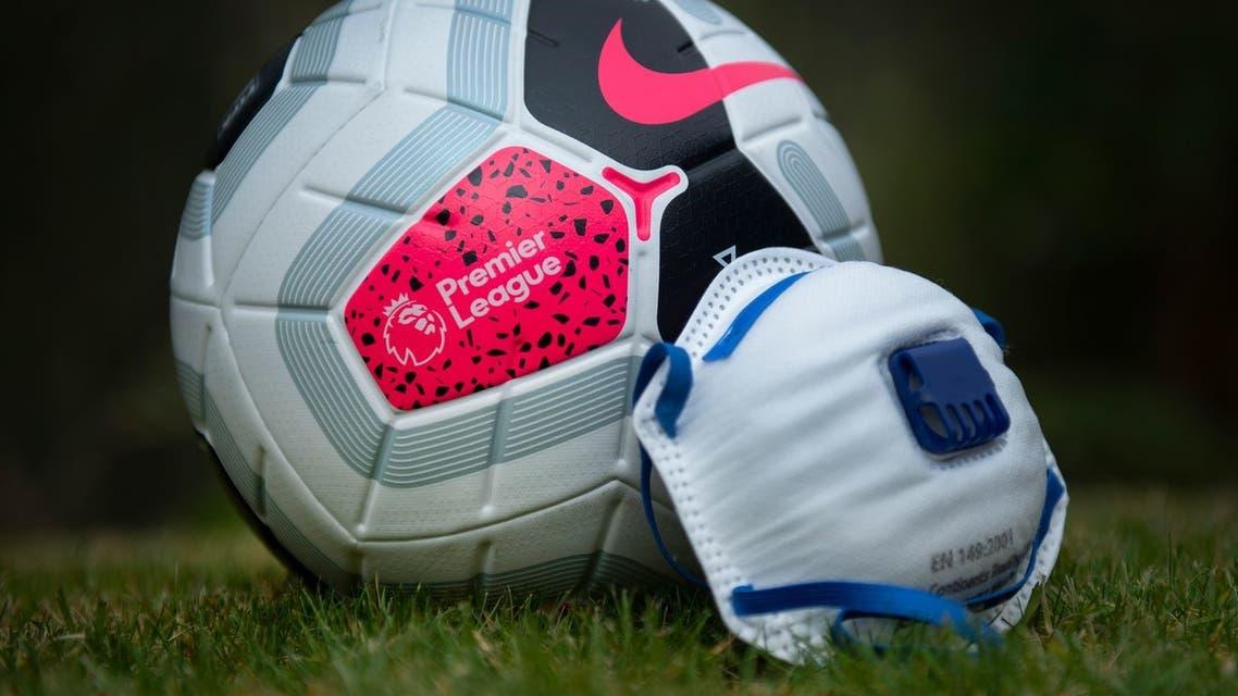 إرتفاع حالات الإصابة بفيروس كورونا في الدوري الإنجليزي