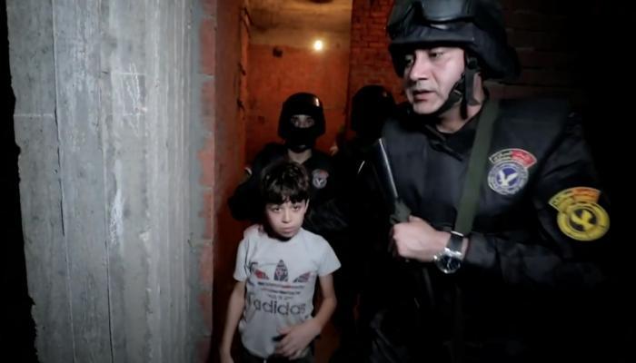 مستقبل وطن يسلم طفل المحلة المختطف هدية من الرئيس السيسي احتفالا بعودته