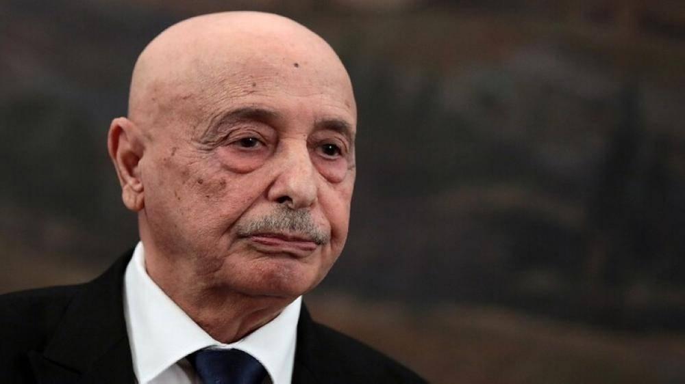 «النواب الليبي» يؤكد عقيلة صالح بصحة جيدة.. وينفي مصرعه في حادث سير