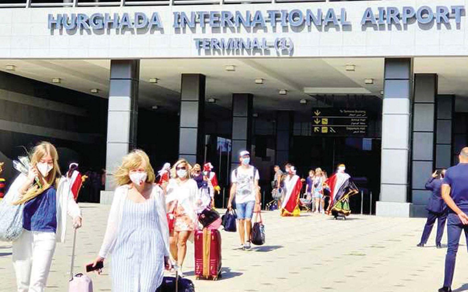 روسيا تمنح 8 شركات تصاريح إجراء رحلات إلى المنتجعات المصرية