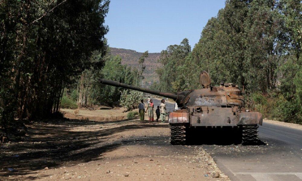 فرنسا تعلق التعاون العسكري مع إثيوبيا