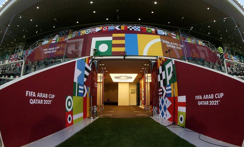 «فيفا» يعلن رسميا موعد طرح تذاكر بطولة كأس العرب 2021
