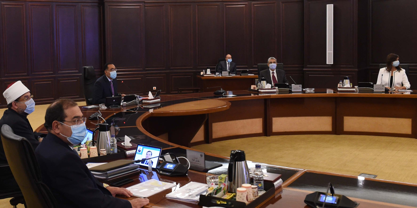 مجلس الوزراء بمدينة العلمين اليوم يوافق على 8 قرارات.. أبرزها إنشاء 3 جامعات خاصة
