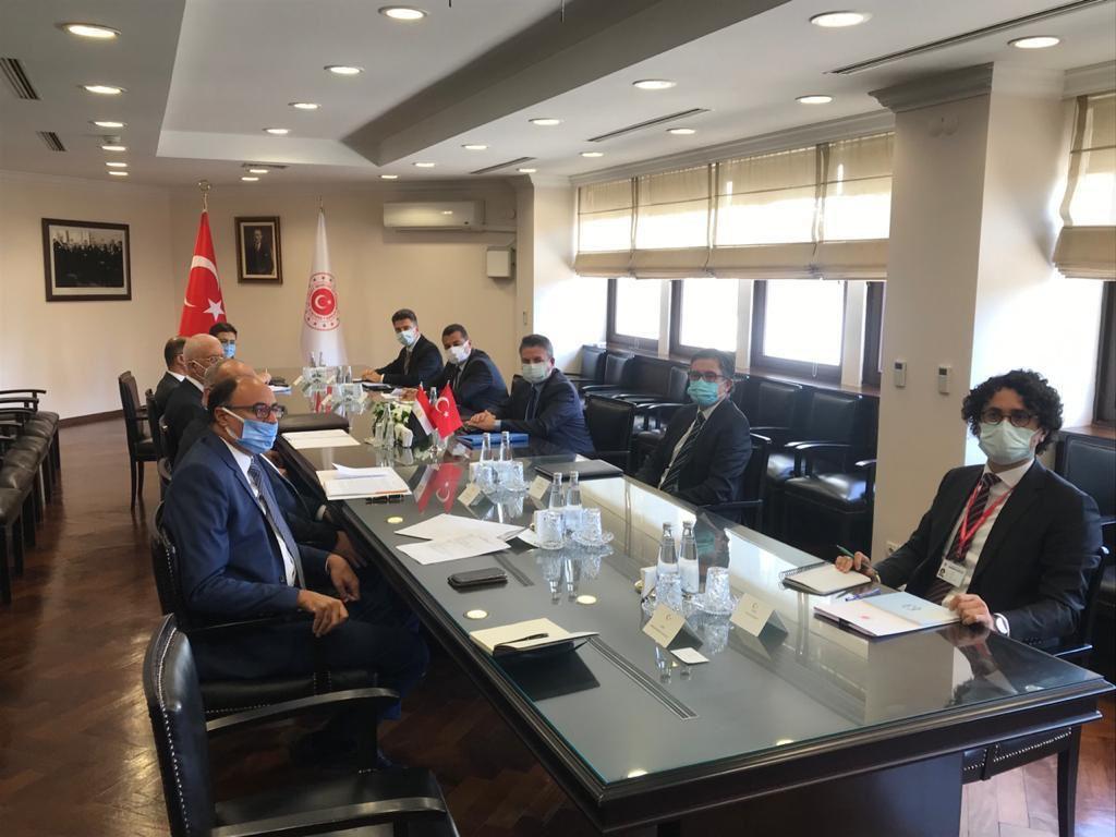 بيان مشترك مع ختام الجولة الثانية من المشاورات الاستكشافية بين مصر وتركيا