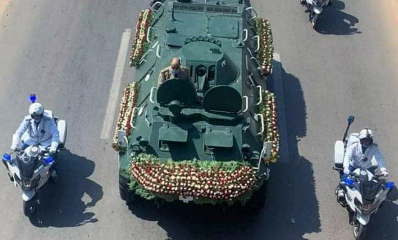 """الجزائريون يشيعون جثمان الرئيس الراحل «بوتفليفة» إلى مثواه الأخير بمقبرة """"العالية"""""""