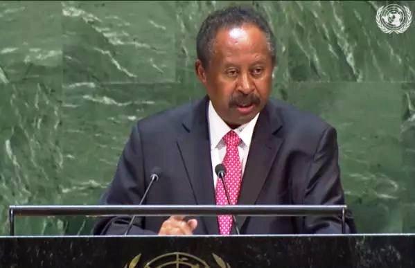 رئيس الحكومة السودانية: واجهنا أضرارًا بسبب سد النهضة الإثيوبي