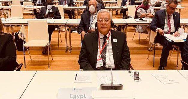 رئيس البرلمان: مصر وضعت مكافحة الإرهاب على قمة سُلم أولويات سياستها الخارجية