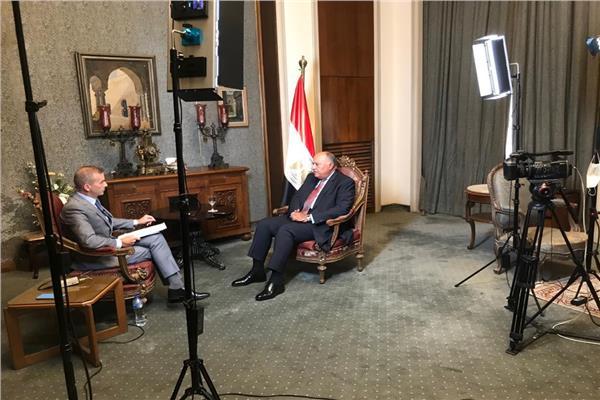 شكري: مصر قدمت لأنقرة تقييمها ومتطلباتها ونأمل في إنجازها من جانب تركيا
