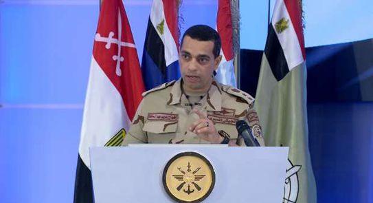 فيديو  المتحدث العسكري يعلن تنظيم مصر أول بطولة في الشرق الأوسط للكيك بوكسينج