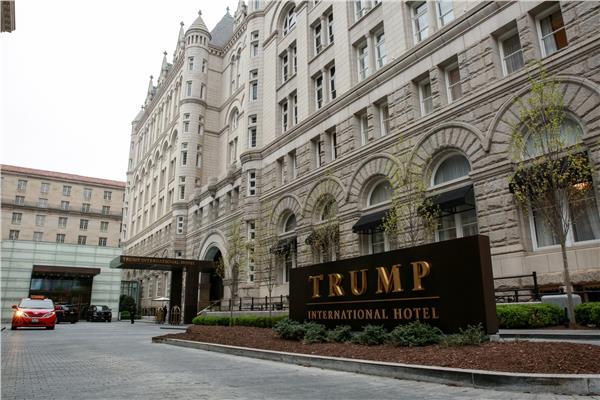 ترامب يستعد لبيع فندقه الشهير في واشنطن