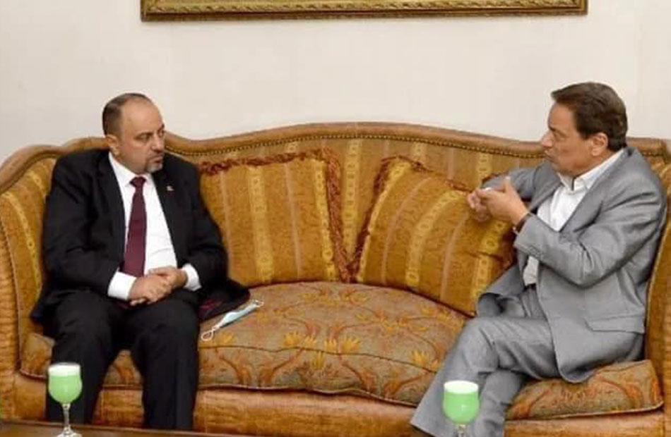 كرم جبر: العلاقات «المصرية الأردنية» تدعمها مظلة سياسية متفاهمة