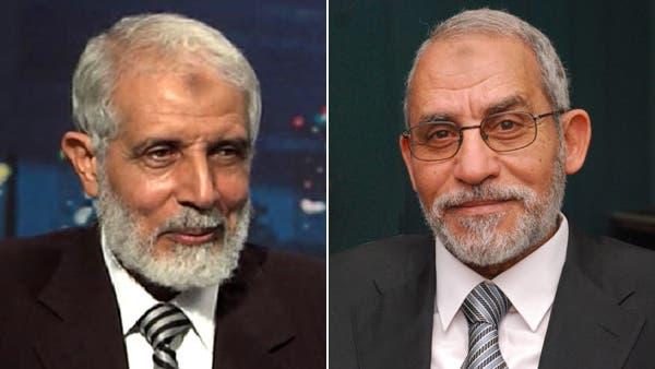 بدء محاكمة محمد بديع ومحمود عزت و77 آخرين في قضية «أحداث المنصة»