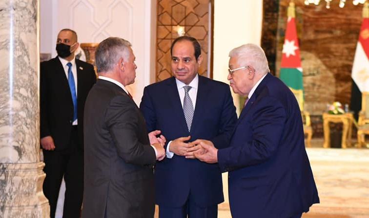 نائبة بالشيوخ: القمة الثلاثية تؤكد دعم مصر الدائم للقضية الفلسطينية