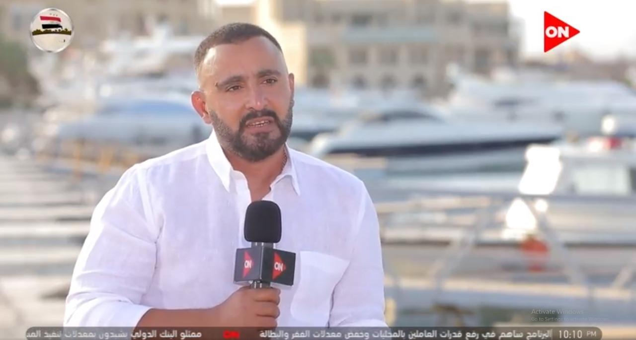 فيديو| أحمد السقا: تكريمي في الجونة خلى أمبير العداد يرجع من الزيرو