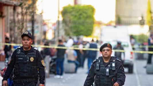 إصابات جراء إطلاق نار في مطار العاصمة مكسيكو سيتي